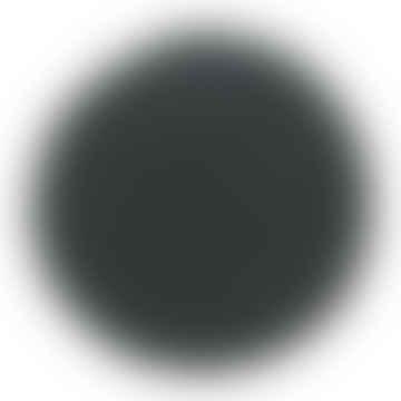 Small Black Jute Trivet Round Placemat