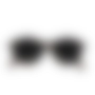 D Tortoise Frame Grey Lense Reader Sunglasses