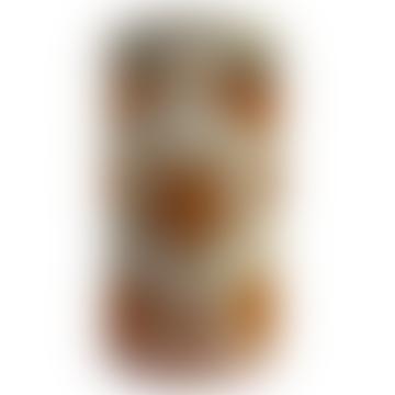 Ovale Box/Vase Seastars 25 x 14,8 x 15 cm
