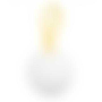 Cordless, Portable and Rechargeable Lemon Yellow Bolleke Led Light