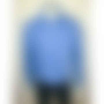 Half Zip Cotton Sweatshirt