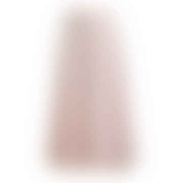 Pink Japanese Crepe Skirt