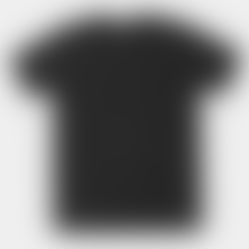 Black Standard Crew Neck T Shirt