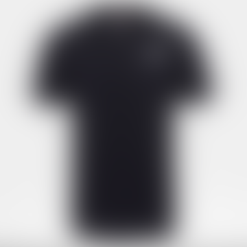 The North Face  Black Simple Dome Men T Shirt