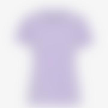 Soft Lavender Women Tee Shirt