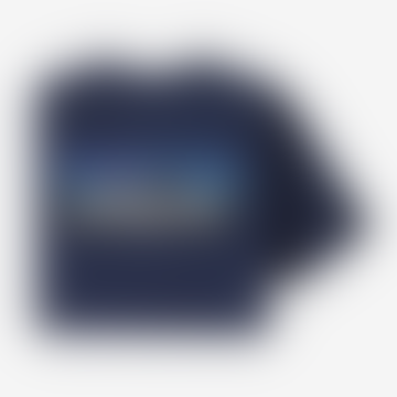 Classic Navy Mens P6 Logo Responsibili Tee