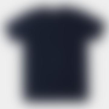 Navy Standard Crew Neck T Shirt