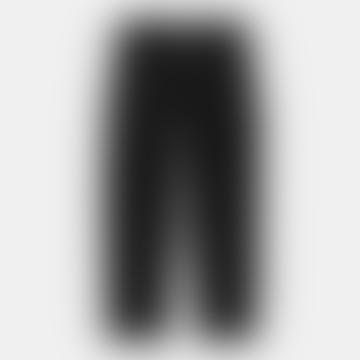 28 Black Rinsed Women's Pierce Pant