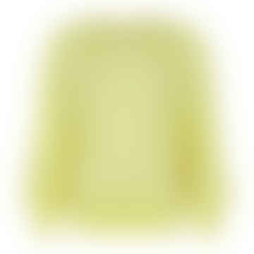 Neon yellow Nuazaria Pullover