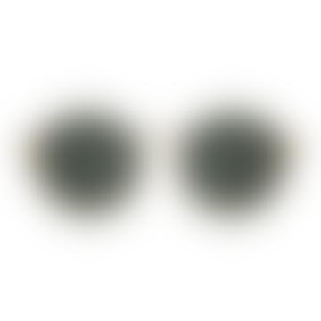 Metal Prosecco Madison Sunglasses