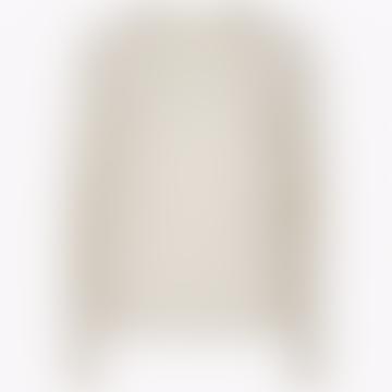 Egret Karter Alpaca LS Pullover