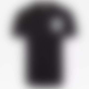 The North Face  Black Short Sleeve Fine Tee Shirt