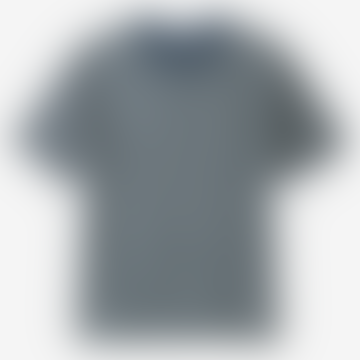 Patagonia Carding Stone Blue Organic Cotton Mens Mid Weight Pocket Tee