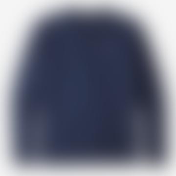 Patagonia Classic Navy Mens P6 Label Uprisal Crew Sweatshirt