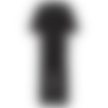 Malvina Linen Blend Jumpsuit - Black