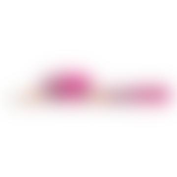 Hiro + Wolf Inca Pink Classic Dog Lead