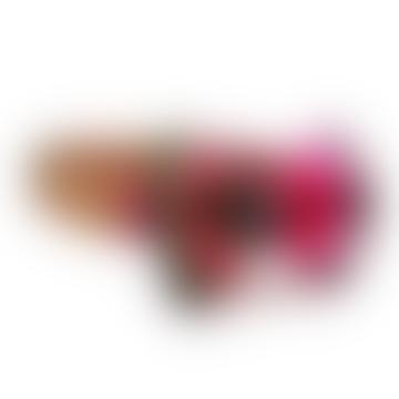 Inca Pink Dog Bow Tie