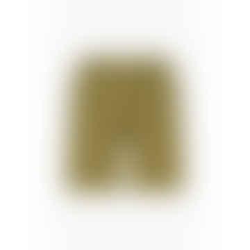 Champion Olive Green Reverse Weave Long Short