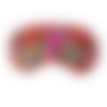 Silk Alphabet Eye Mask - P for Parrots