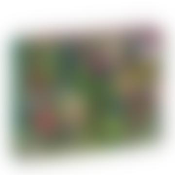 Galison Houseplant Jungle 1000 Piece Jigsaw Puzzle