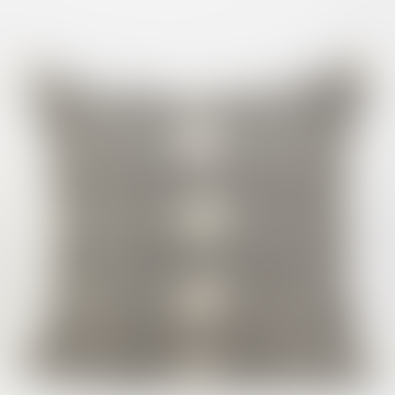 Afroart Black/White Tile Cushion Cover 50x50 cm