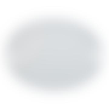 COSTA NOVA 40 cm White Pearl Oval Platter
