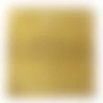 CLAY Linen Saffron Pillowcase 50x50cm