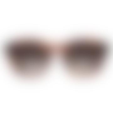 Conga Brown Tortoise Sunglasses Unisex