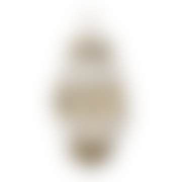 Migala Lantern Antique Brass