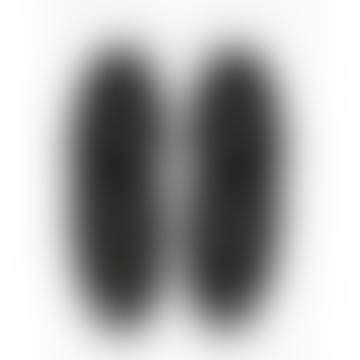 Act Series Edvard Leather Espadrilles - Black