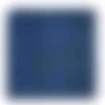 CLAY Linen Indigo Blue  Pillowcase 50x50cm
