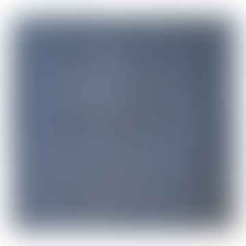 CLAY Linen Blue-Ash Pillowcase 50x50cm