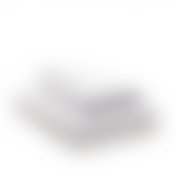 Malmo Silver Grey Ruffle King Duvet Cover
