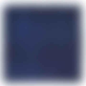 CLAY Linen Indigo Blue Pillowcase 50 x 50cm