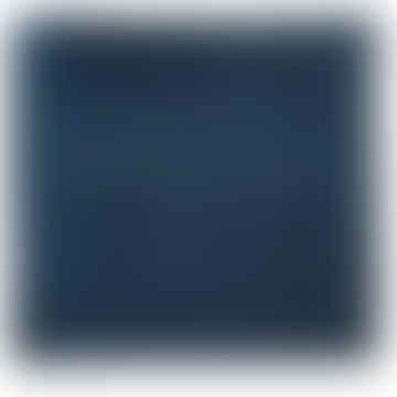 CLAY Linen Deep Blue Pillowcase 50 x 50cm