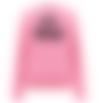 Bella Freud  Oh Wow Pink Jumper