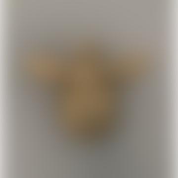 Bumble Bee Door Knocker Brass Finish - BRASS002