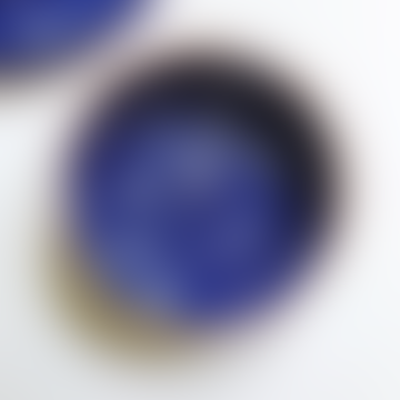 Salpico Medium Blue Bowls Set of 2