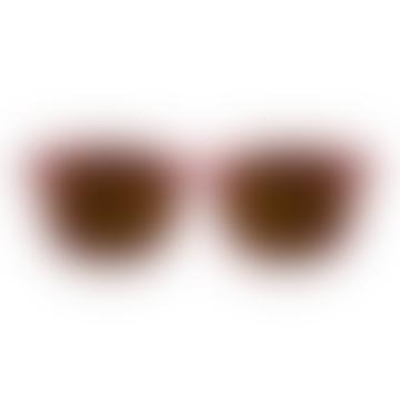 Kids Sunglasses #E Sunset Pink Junior 5 - 10 Years