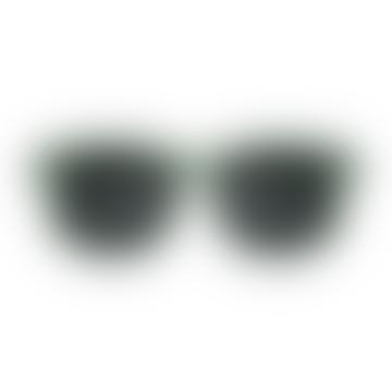 Kids Sunglasses #E Green Junior 5 - 10 Years