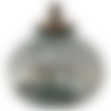 Jarapa Small Clear Glass Lamp Base