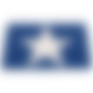 Pappelina Viggo One In Blueberry Doormat 70 x 50cm V13S705
