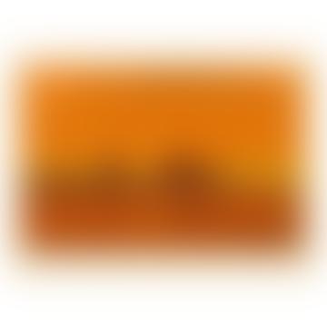 Redcar Sunset Grafikdruck A3 Druck