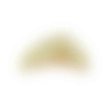 Landscape Hair Clip - Lemonade
