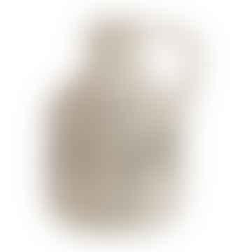Small Pitcher Vase Ethnic White