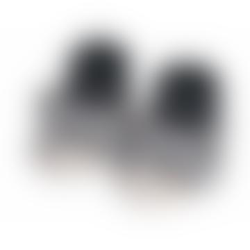 Ferdinand Grey Cat Baby Slippers