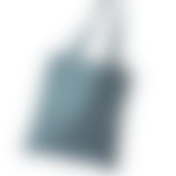 Kingfisher Linen Shopper Bag