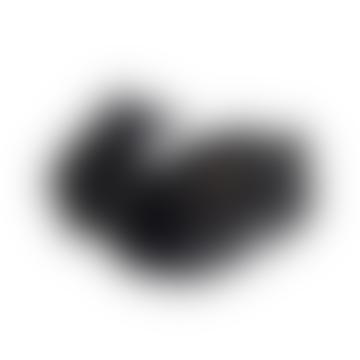 Black Velvet Evening Knot Headband
