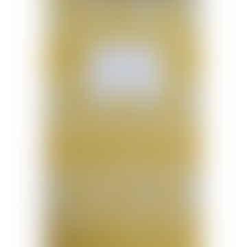 Pretty Teal and Mustard Hardback Notebook
