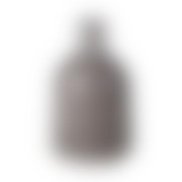 Mottled Vase Grey